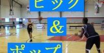 【NBA2k17】バッジチュートリアル ピック&ポッパー編